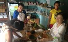 Nadis Herbalで手作りジャムゥクラス