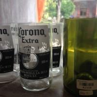 バリのエコなグラス