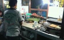 サヌールのナイトマーケット:シンドゥマーケット