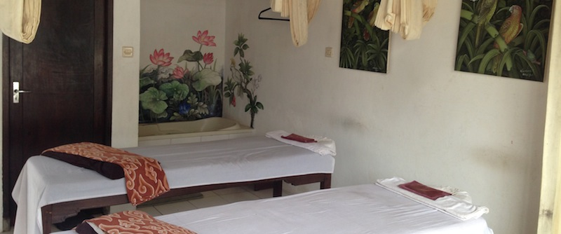Bali Snti Treatment room