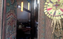 バリの扉:ウブド Clear Cafe