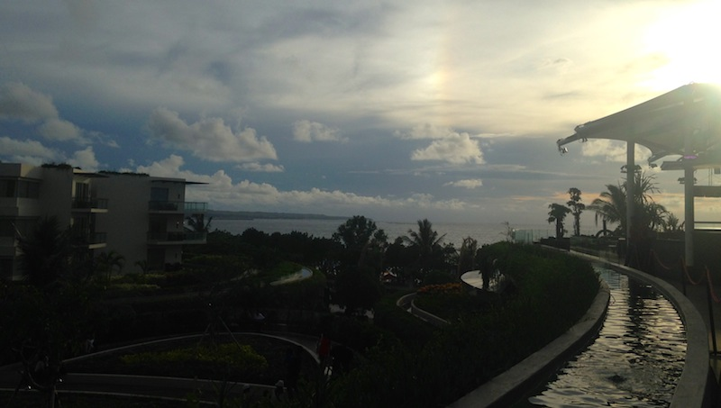 Bali Beach Walk