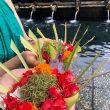 バリ島で初詣 ティルタエンプルで穢れ落し 手順をご説明いたします。