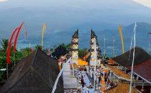 ランプヤン寺院はお祭り期間中です。